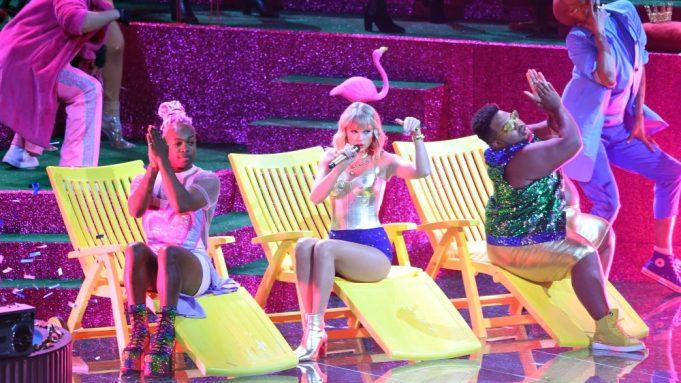 Taylor SwiftMTV Video Music Awards, Show,