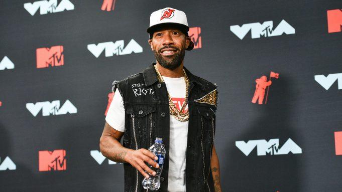 RedmanMTV Video Music Awards, Press Room,
