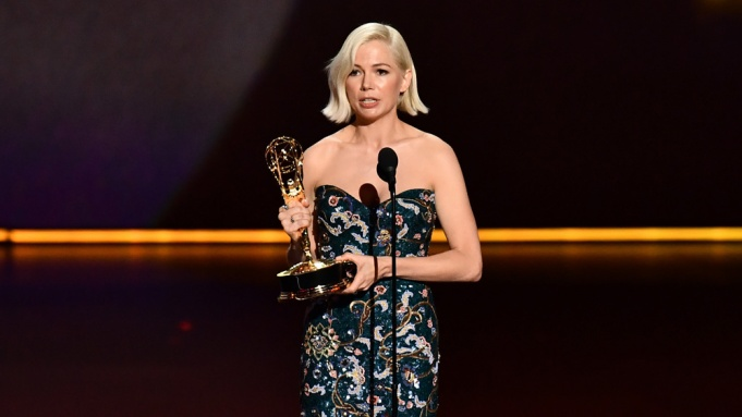 Michelle Williams - Outstanding Lead Actress