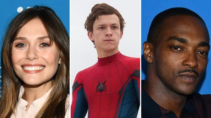 Marvel Stars Want Tom Holland's Spider-Man