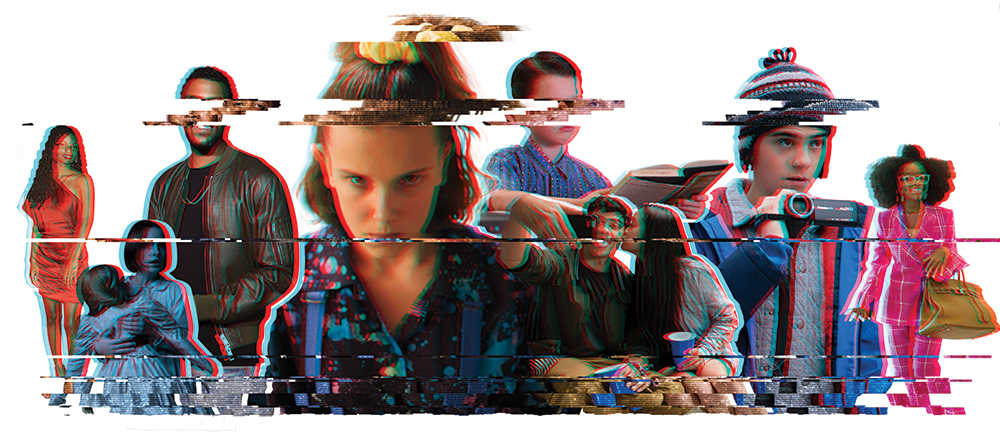 Streaming Fuels Talent Boom Young Hollywood Photo Illustration