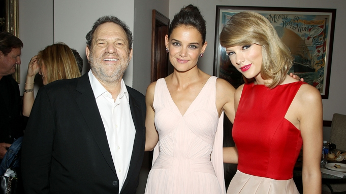 Taylor Swift Downplays Association With Harvey Weinstein Variety