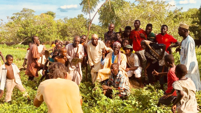 Venice: Eco-Doc 'The Great Green Wall'