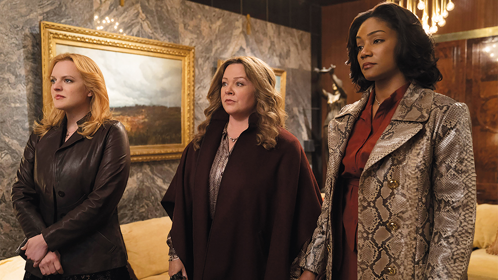 Box Office Why Audiences Rejected The Kitchen With Mccarthy Haddish Variety