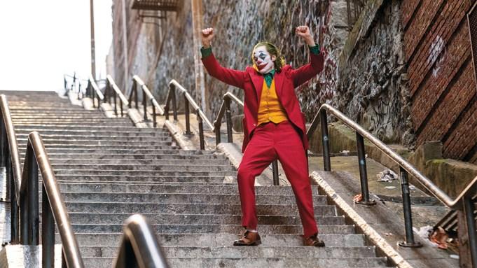 Todd Phillips Joker Movie