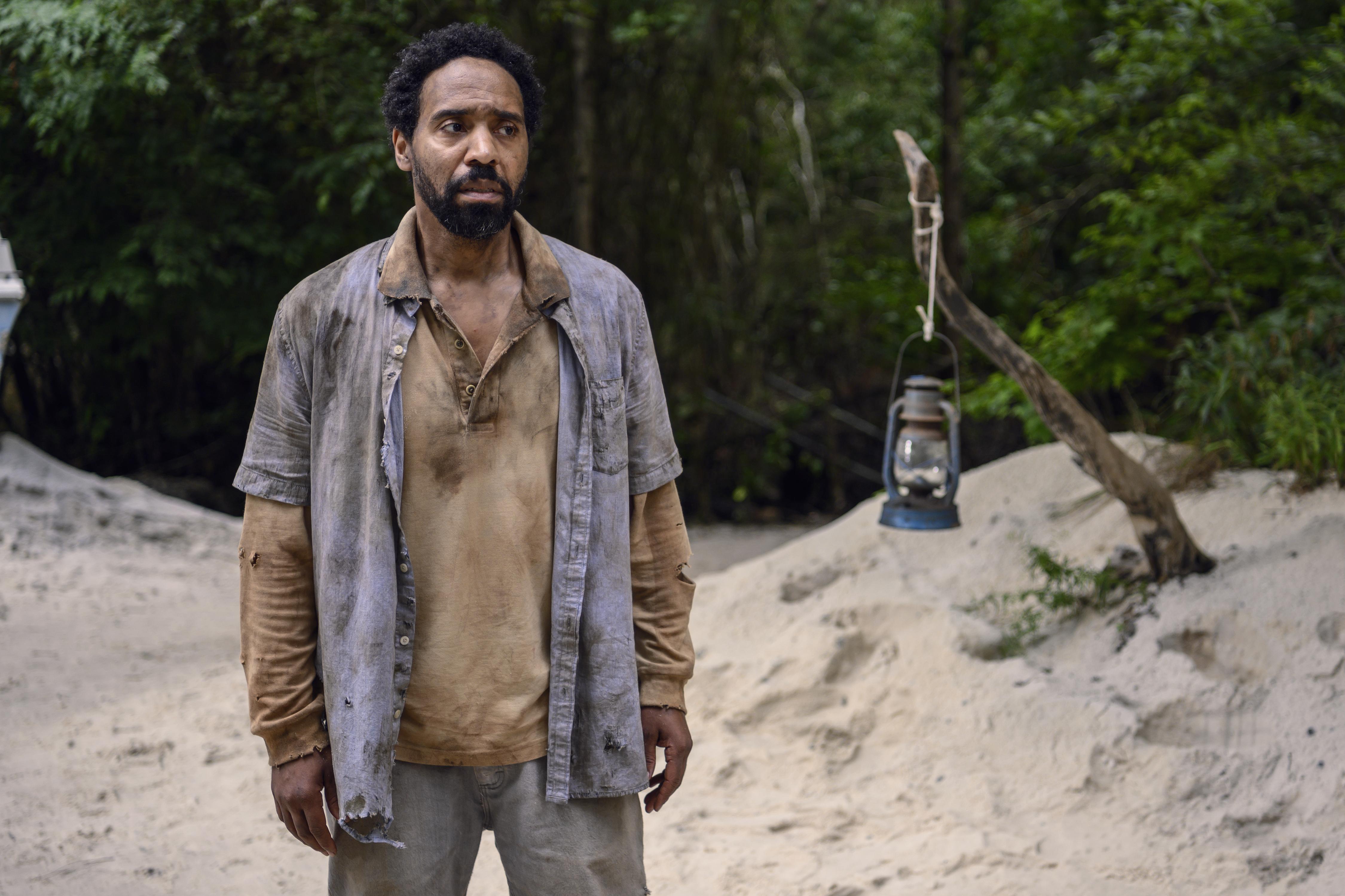 Kevin Carroll as Virgil - The Walking Dead _ Season 10 - Photo Credit: Gene Page/AM8