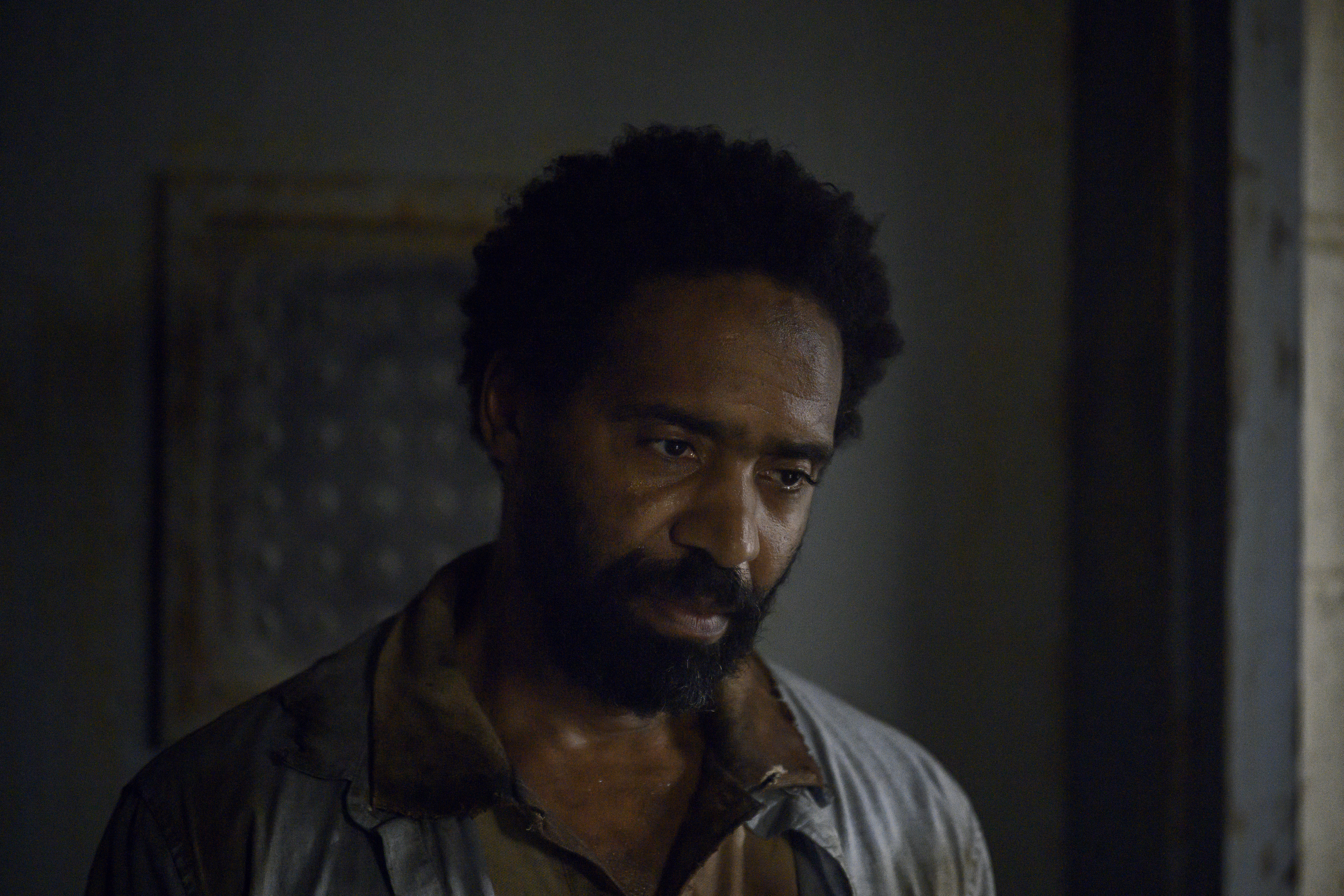 Kevin Carroll as Virgil - The Walking Dead _ Season 10 - Photo Credit: Gene Page/AMC