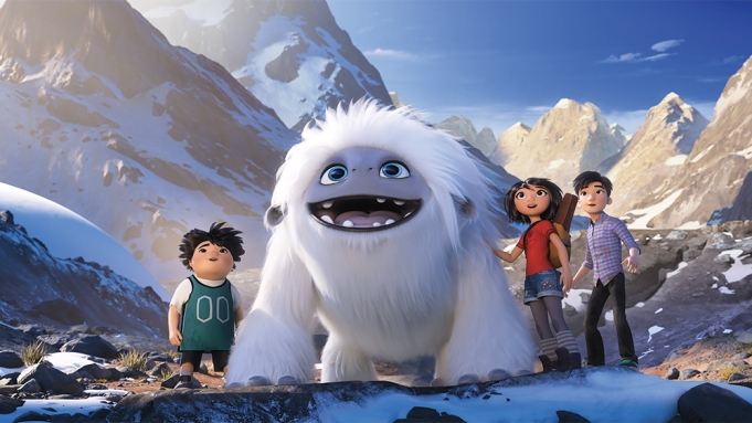 Abominable Animated Movie