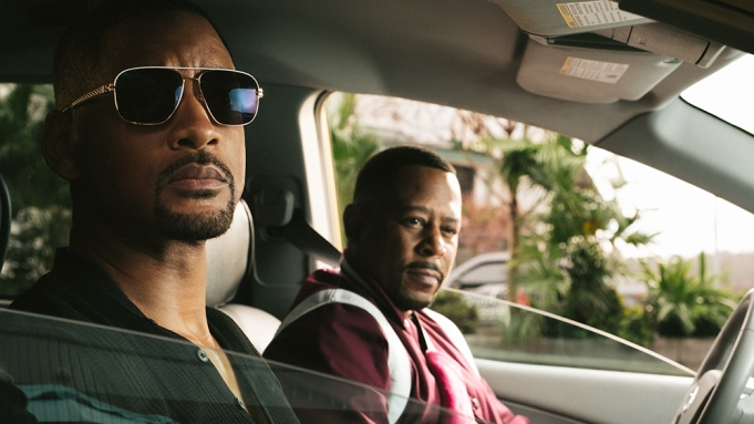 Will Smith and Martin Lawrence star
