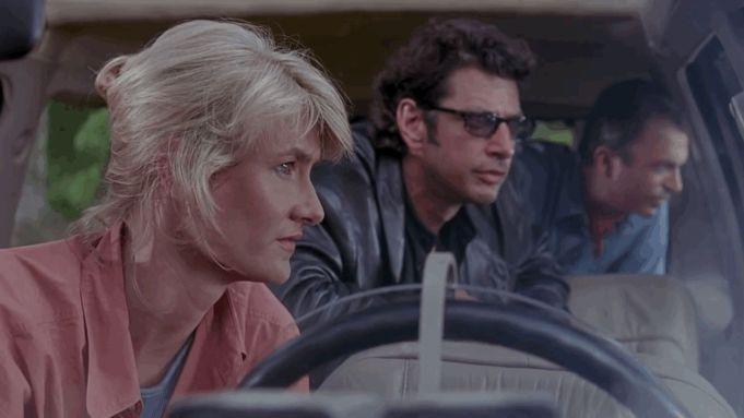 Jurassic World 3 Laura Dern Jeff