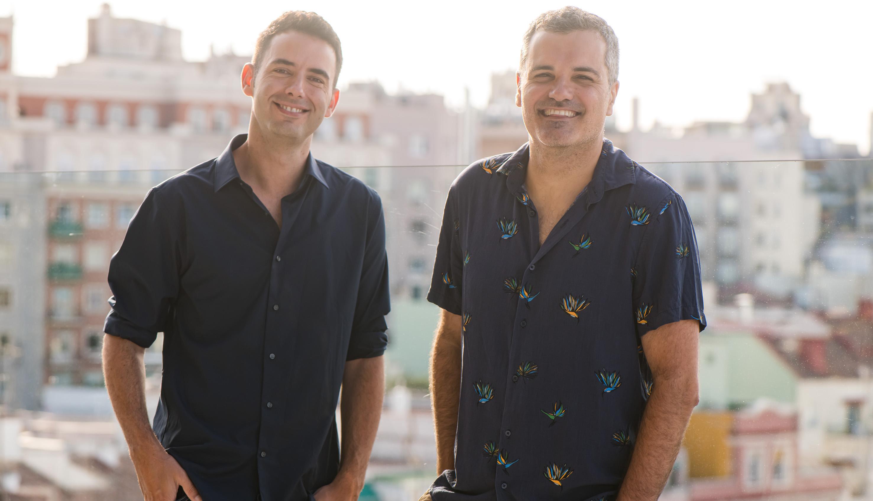 Darío Madrona and Carlos Montero