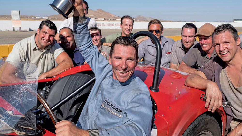Ford V Ferrari Box Office Movie Makes 2 1 Million On Thursday Variety