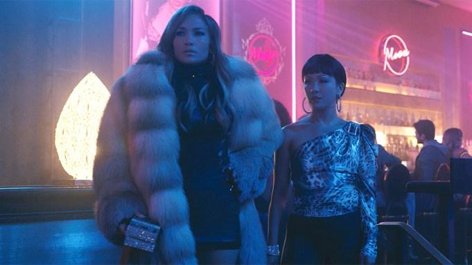 Jennifer Lopez and Constance Wu star