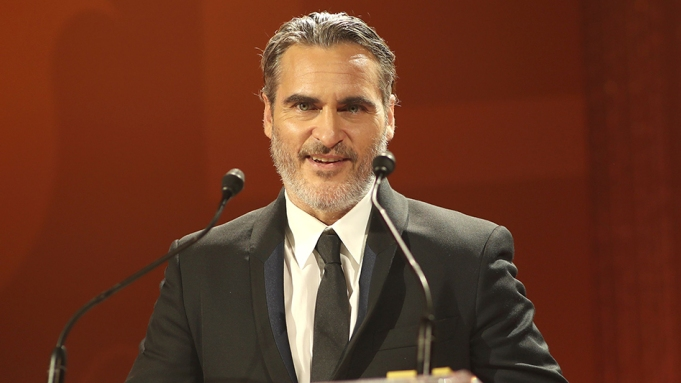 Joaquin Phoenix, TIFF Tribute Actor Award