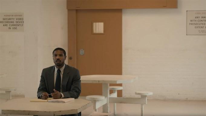 'Just Mercy' Trailer: Michael B. Jordan