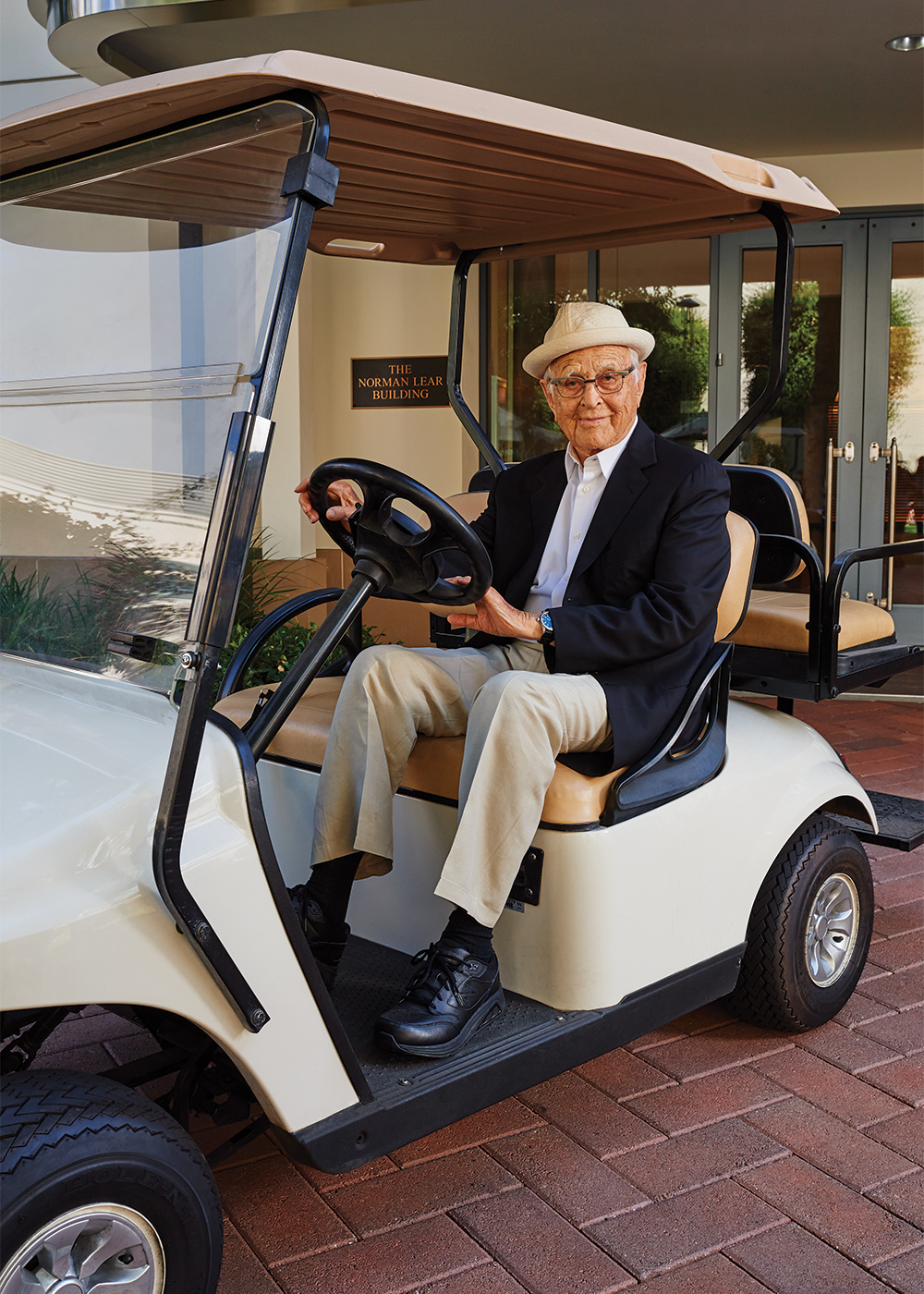 Norman Lear Variety Cover Story