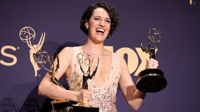 Phoebe Waller Bridge Emmys