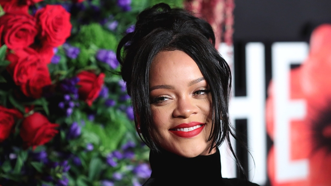 Rihanna5th Annual Clara Lionel Foundation Diamond