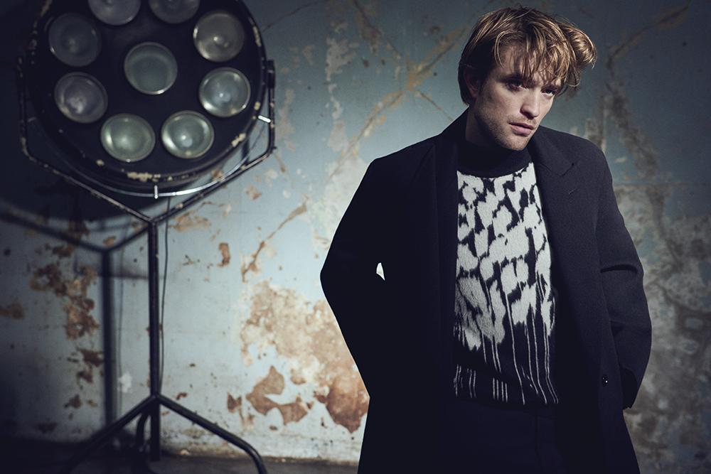 Robert Pattinson Variety Cover Story