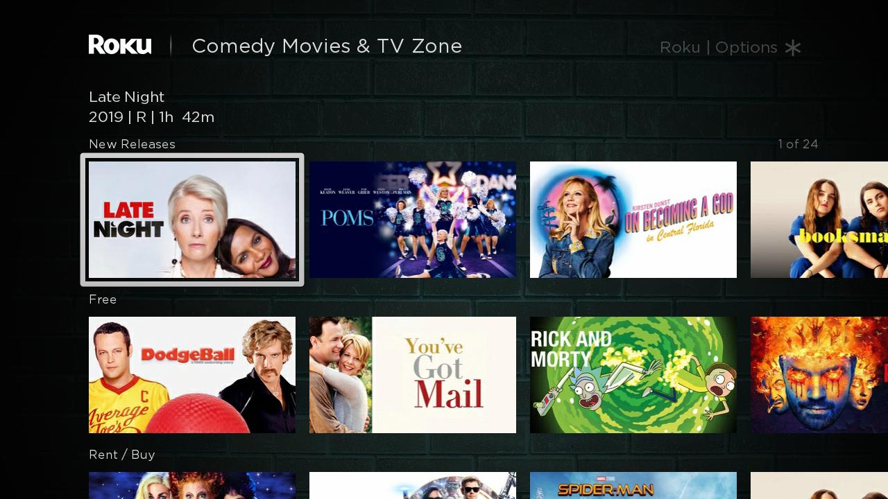Roku-Comedy-Zone