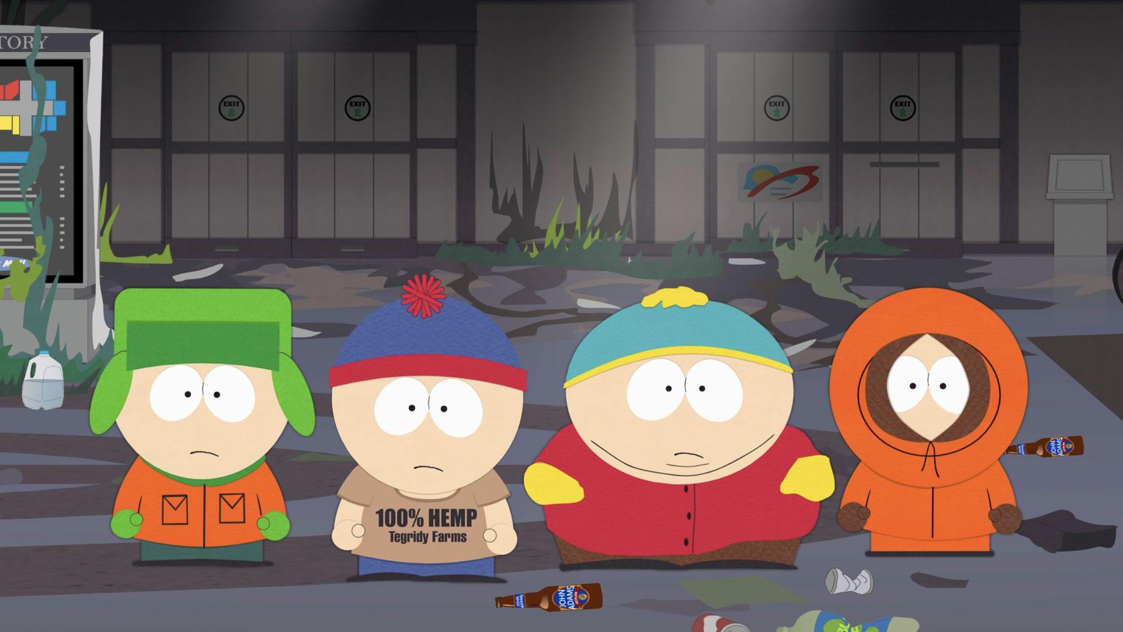 South Park' Renewed Through Season 26 at Comedy Central - Variety