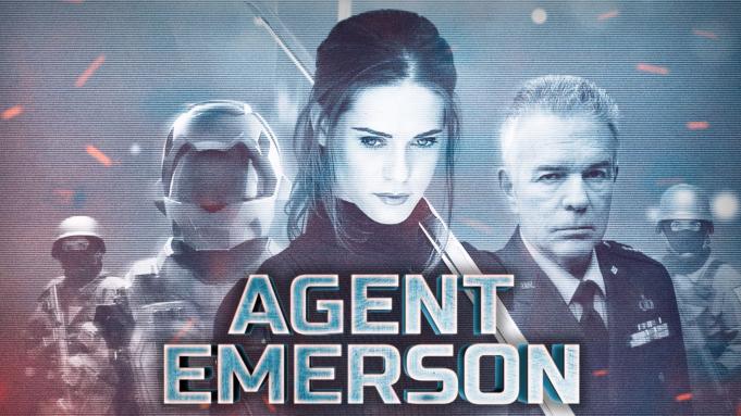 Agent Emerson art