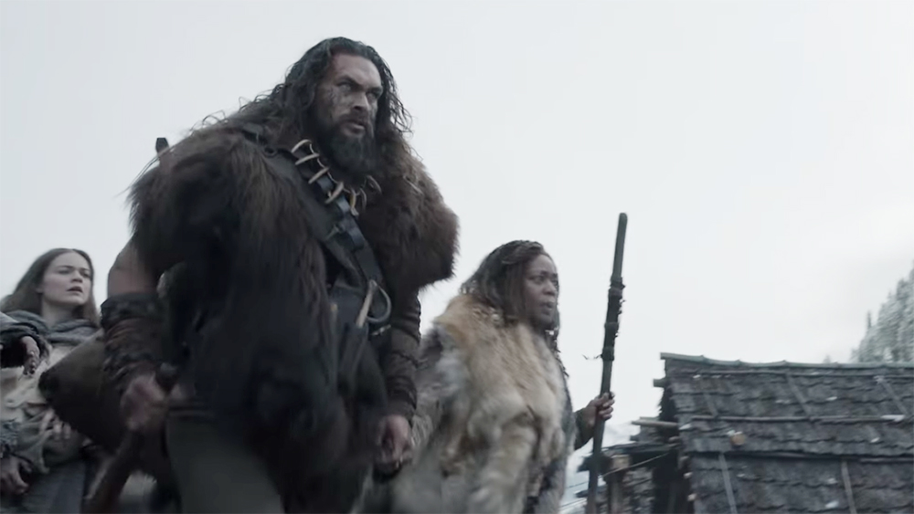 TV Review: Jason Momoa's 'See' on Apple TV Plus