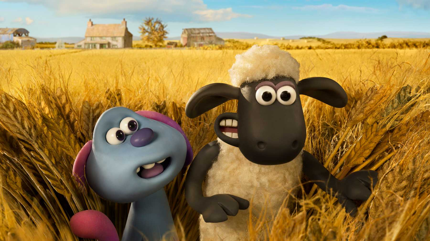 A Shaun the Sheep Movie: Farmageddon' Review: A Wild and Woolly Caper -  Variety
