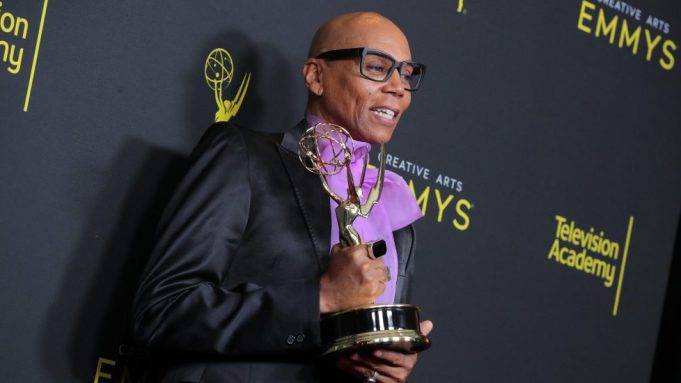 RuPaul - Outstanding Host for a