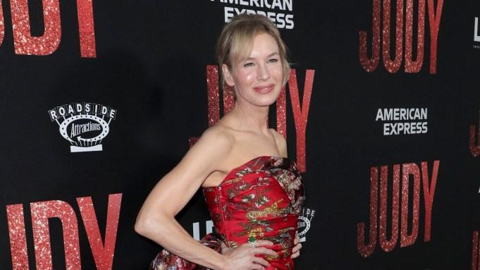 Renee Zellweger'Judy' film premiere, Arrivals, Samuel
