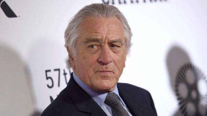 Robert De Niro Irishman Premiere Impeach