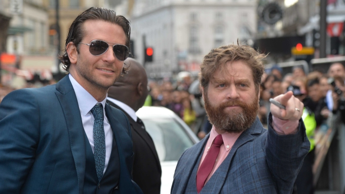 The Hangover Part Iii London Premiere