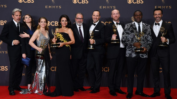 Veep cast - Outstanding Comedy Series69th