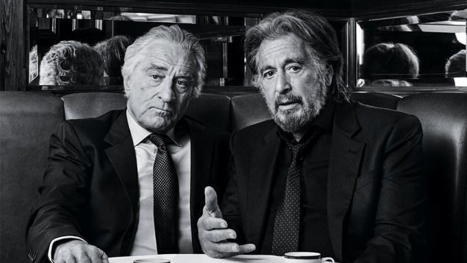 Variety Al Pacino Robert De Niro