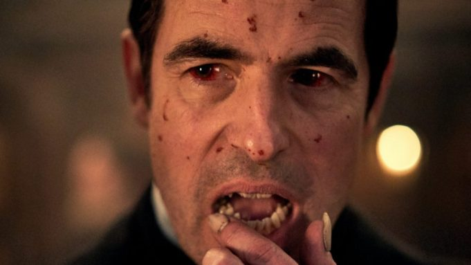 Watch: Claes Bang Bares His Fangs