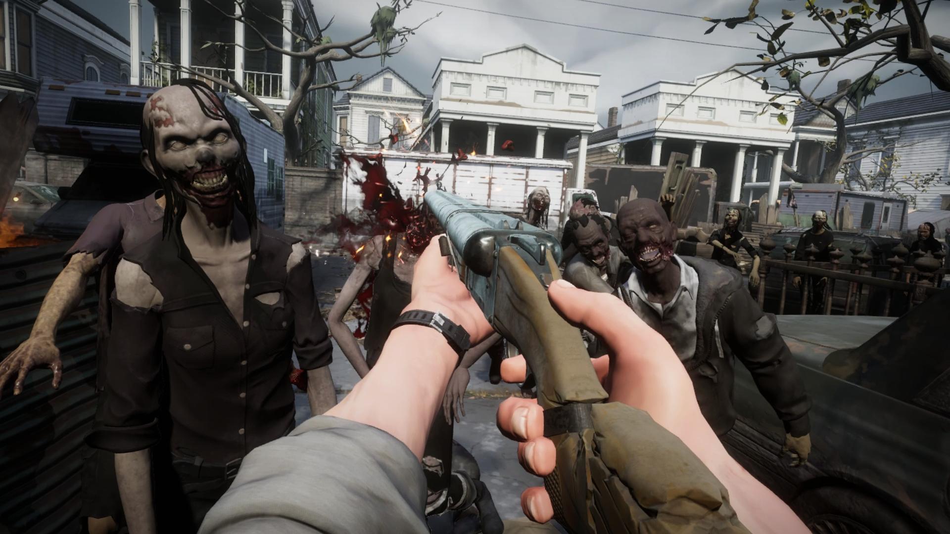 Walking Dead VR