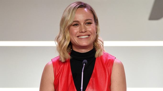 Brie Larson Power of Women