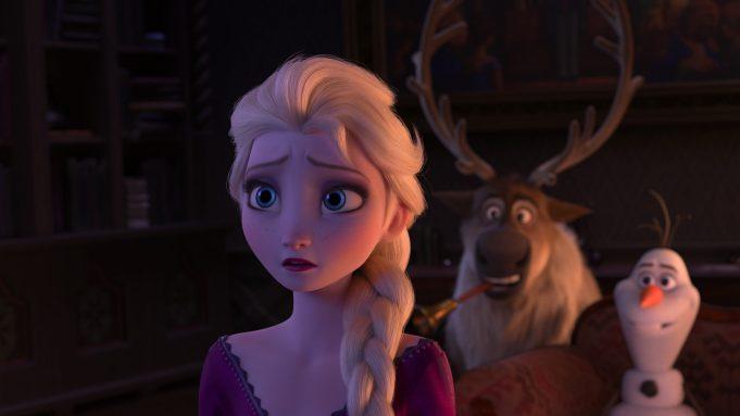 """In """"Frozen 2,"""" Elsa is grateful"""
