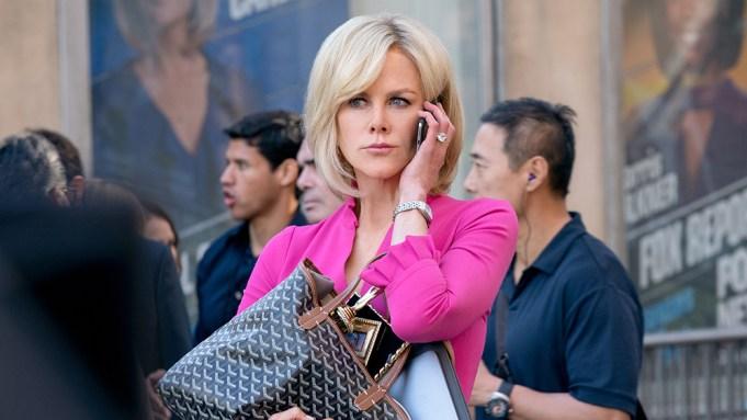 Nicole Kidman stars as 'Gretchen Carlson'
