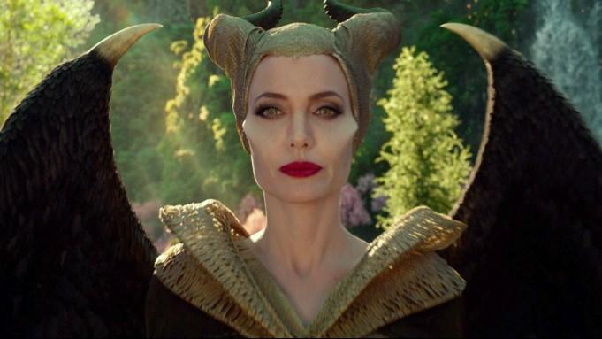 Angelina Jolie is Maleficent in Disney's