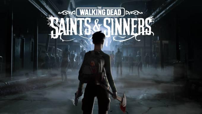 Walking Dead Saints & Sinners art