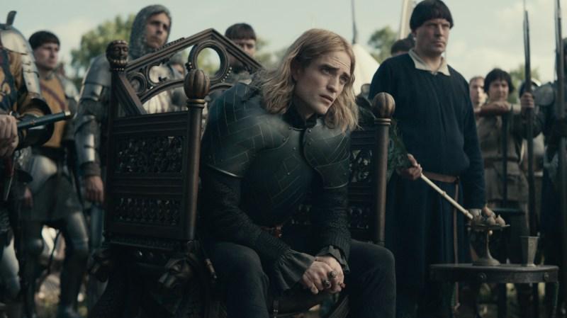 Robert Pattinson The King