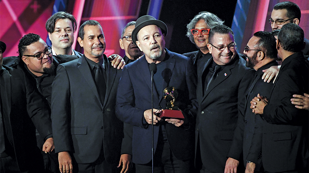 Ruben Blades Latin Grammys