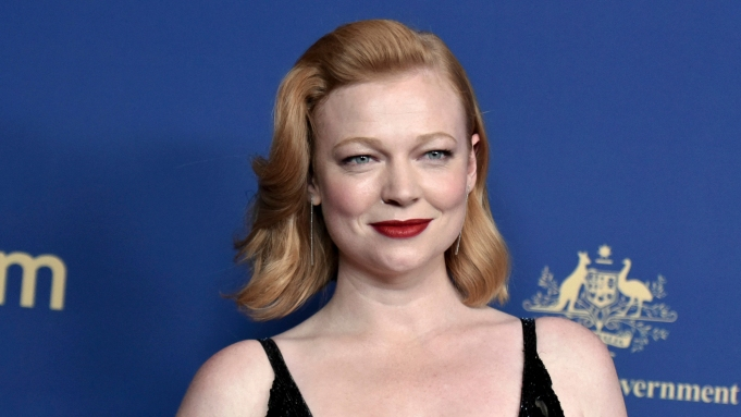 Sarah Snook attends the 8th Annual