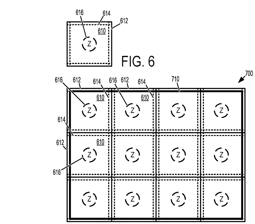Microsoft VR floor mat patent
