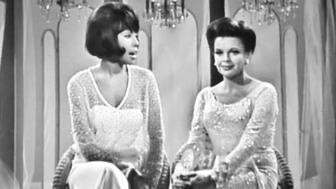 Watch the Late Diahann Carroll and