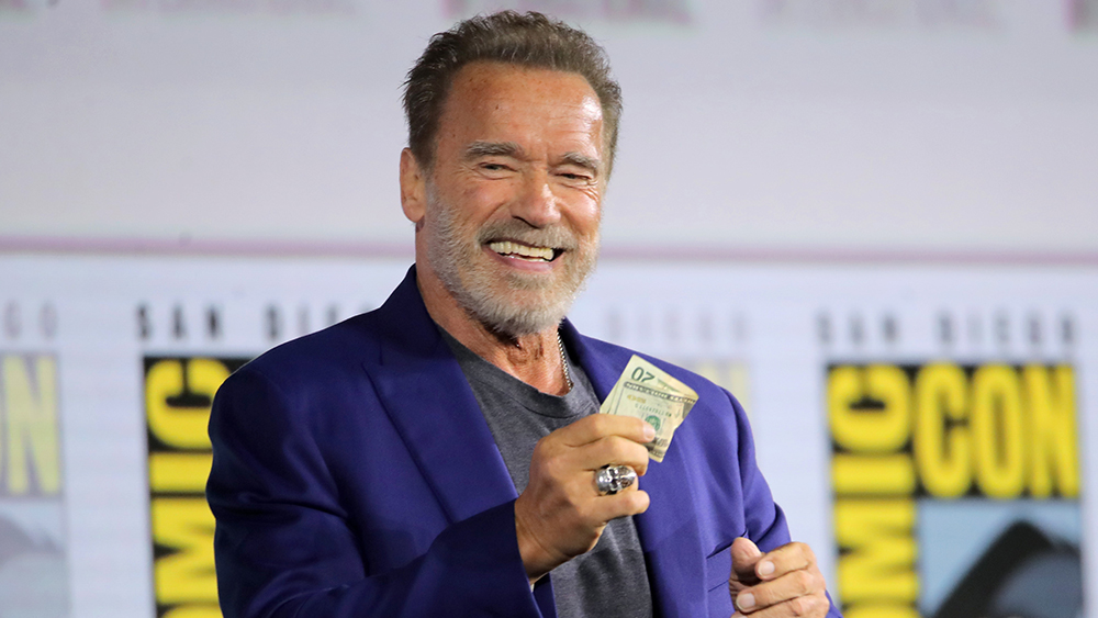 Arnold Schwarzenegger Offers To Grants To Reopen Polling Places Variety