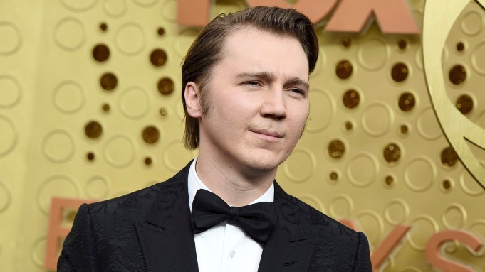 Paul Dano arrives at the 71st