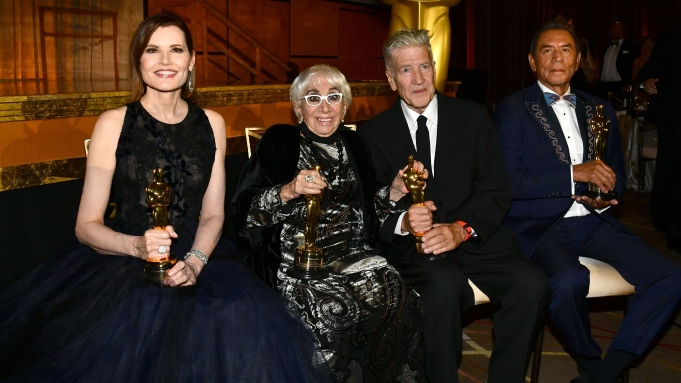 Geena Davis, Jean Hersholt Humanitarian Award