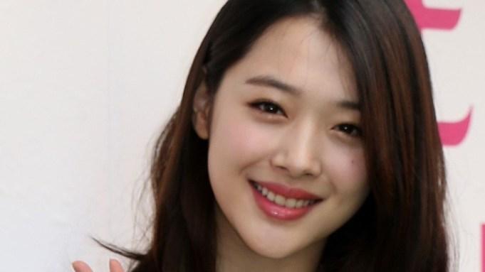 Sulli Dead Korean Pop Star Was 25 Variety